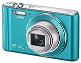 CASIO デジタルカメラ EXILIM EX-ZS210BE 手ブレに強い光学12倍ズーム プレミアムオート 1610万画素 ブルー