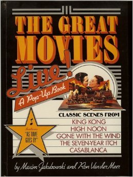 The Great Movies: Live (Pop-Up Book)