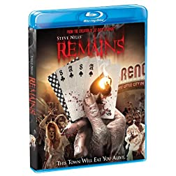 Steve Niles' Remains [Blu-ray]