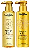 L'Oreal Professional Professionel Mythic Oil Shampoo 250ml, Coditioner 190ml set SALE