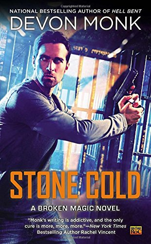 Image of Stone Cold: A Broken Magic Novel