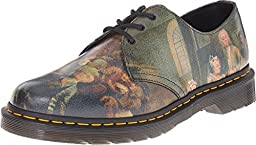 Dr. Martens Unisex 1461 3-Eye Shoe Multi Oxford UK 8 (US Men\'s 9, US Women\'s 10) Medium