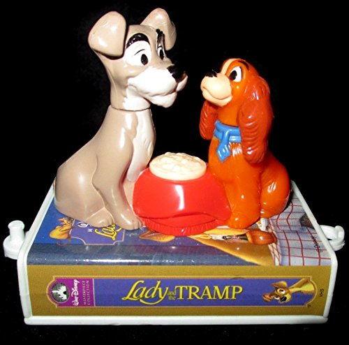 McDonalds 1998 Disney Lady and the Tramp Mobile Figure #2 - 1
