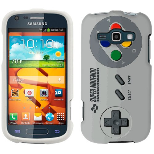 Samsung Galaxy Ring Sfc Old Video Game Controller Case