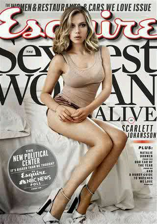 Sexiest Woman Alive