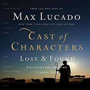 Cast of Characters: Lost and Found Audiobook