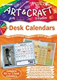 Art & Craft Desktop Calendar Kit (PC)