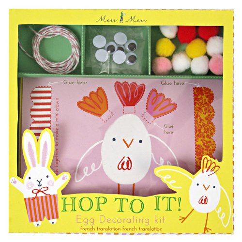 Hop to It! Easter Egg Decorating Kit