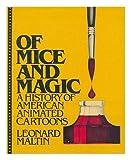 Of Mice and Magic: History of American Animated Cartoons (0070398356) by Maltin, Leonard