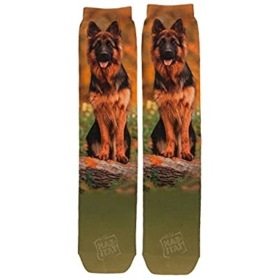 German Shepherd Sublimated Socks