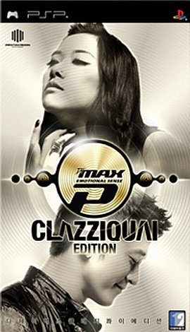 Dj Max Portable Emotional Sense - Clazziquai Edition (region Free...