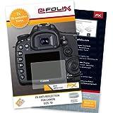 atFoliX FX-Antireflex Film de protection d'écran pour Canon EOS 7D Lot de 2