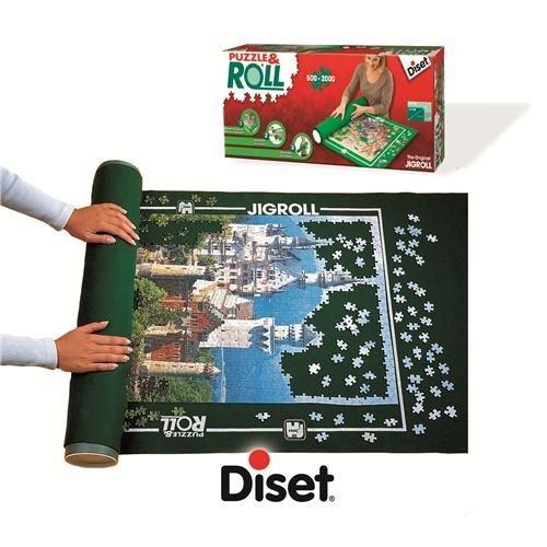 Diset 01012 - Diset Puzzle & Roll, 500-2000 pezzi
