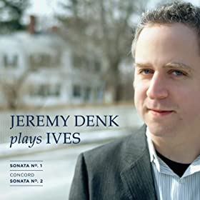 Jeremy Denk Plays Ives