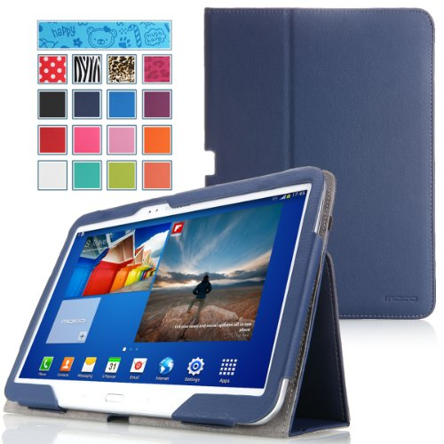 MoKo Samsung Galaxy Tab 3 10.1 Case - Slim Folding