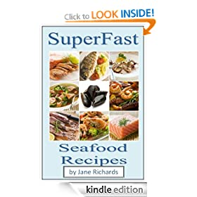 SuperFast Seafood Recipes (Superfast Cookery Collection)