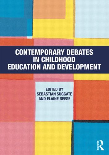 Contemporary Debates In Childhood Education And Development front-774063