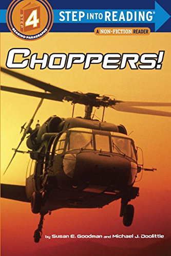 Choppers! (Step into Reading) (Susan Goodman compare prices)