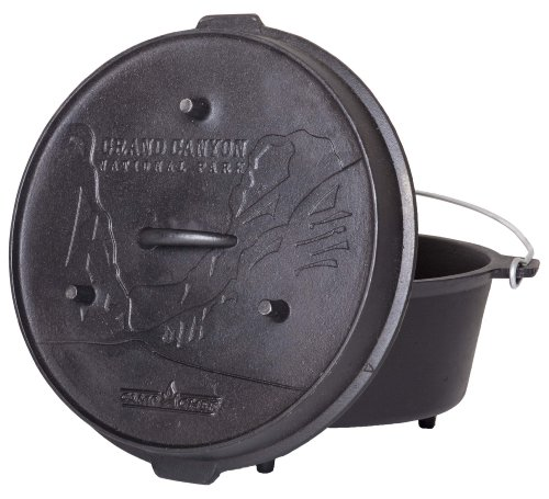 Camp Chef Grand Canyon National Park 12-Qt. Dutch Oven Review