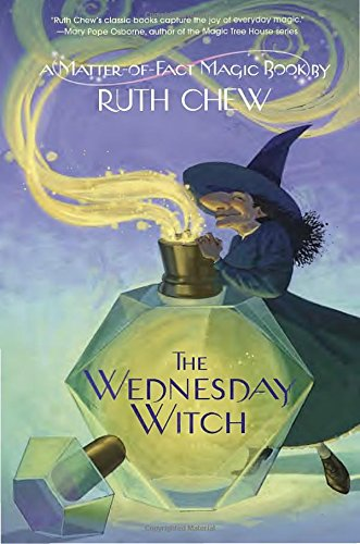 A Matter-Of-Fact Magic Book: The Wednesday Witch (A Stepping Stone Book)