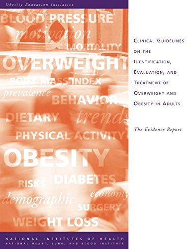 Clinical Guidelines on the Identification, Evaluation, and Treatment of Overweight and Obesity in Adults:  The Evidence Report