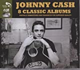 8 Classic Albums [Audio CD] Johnny Cash Johnny Cash