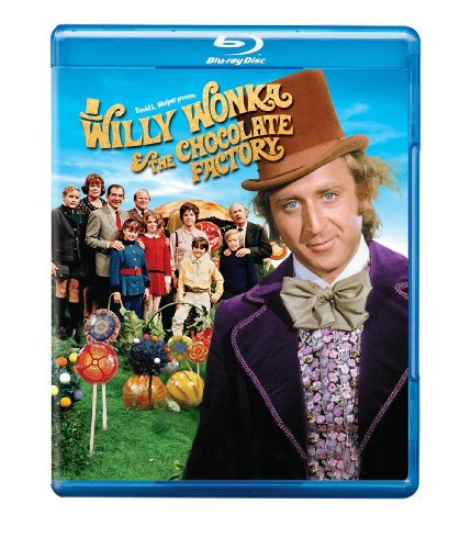 Willy Wonka & Chocolate Factory [Blu-ray] (Sous-titres français) [Import]