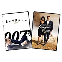 Skyfall / Quantum of Solace (Two-Pack)