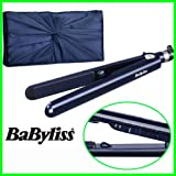 Babyliss 2098DU Pro Elegance Hair Straighteners with 3 Heat Settings
