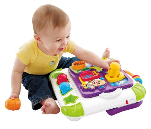 Fisher-Price Laugh and Learn Apptivity Creation Center, Standard Retail Packaging