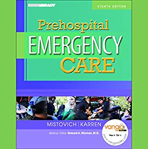 VangoNotes for Prehospital Emergency Care Audiobook