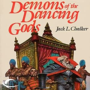 Demons of the Dancing Gods Audiobook