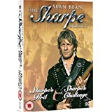The Sharpe Box Set: Sharpe's Challenge & Sharpe's Peril [DVD] [2006]by Sean Bean