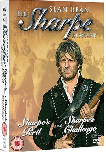 The Sharpe Box Set: Sharpe's Challenge & Sharpe's