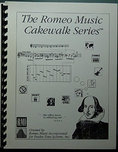 The Romeo Music Cakewalk Series PDF