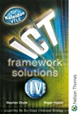 ICT Framework Solutions Live: Year 7, 8 & 9 (0748782478) by Doyle, Stephen