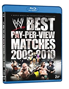 WWE: Best Pay-Per-View Matches of the Year 2009-2010 [Blu-ray]