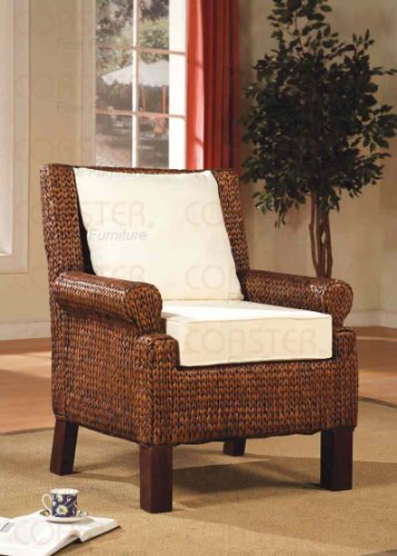 Home chair check price coaster woven banana leaf living