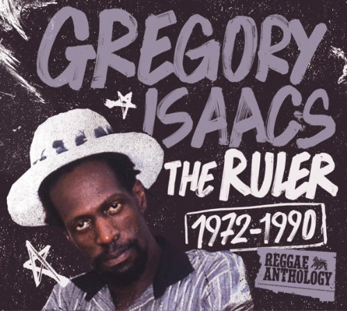 Album Art for The Ruler 1972-1990: Reggae Anthology by Gregory Isaacs