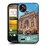Head Case Designs Trevi Fountain Rome Italy A Glimpse of Rome Protective Snap-on Hard Back Case Cover for HTC Desire X