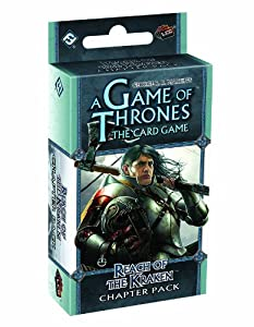 Fantasy Flight Games A Game of Thrones LCG: Reach of The Kraken Chapter Pack at Sears.com