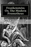 FRANKENSTEIN; OR, THE MODERN PROMETHEUS. (ILLUSTRATED) (English Edition)