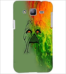 PrintDhaba Painting D-5029 Back Case Cover for SAMSUNG GALAXY J2 (Multi-Coloured)
