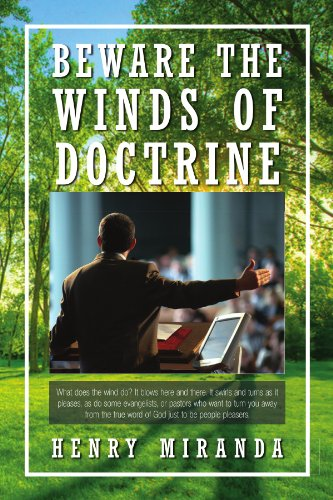 Book: Beware The Winds of Doctrine by Henry Miranda