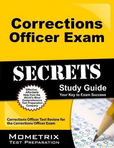 Corrections Officer Exam Secrets Study Guide: Corrections Officer Test Review for the Corrections Officer Exam PDF