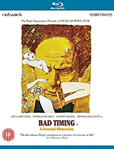 Bad Timing [Blu-ray]