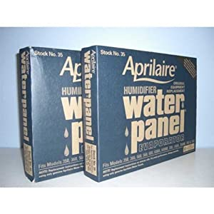 Aprilaire #35 Water Panel Evaporator, 2PK