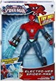 Spiderman 10-inch Electro Web Spiderman