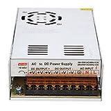 Tomshine スイッチング電源 AC100-120V AC200-220V →DC12V 30A 360W 3CH 直流安定化電源 電源供給ドライバー LEDストリップライト