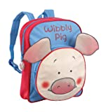 Wibbly Pig - Bolso de juguete (Rainbow Designs)